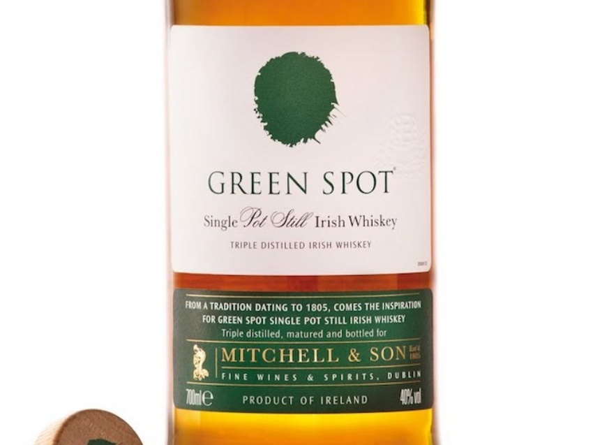 Bevvy of the Week - Mitchell and Son's Green Spot Irish Whiskey - The Life of Stuff