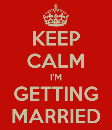 Wedding ... Stuff ... I'm Getting Married!