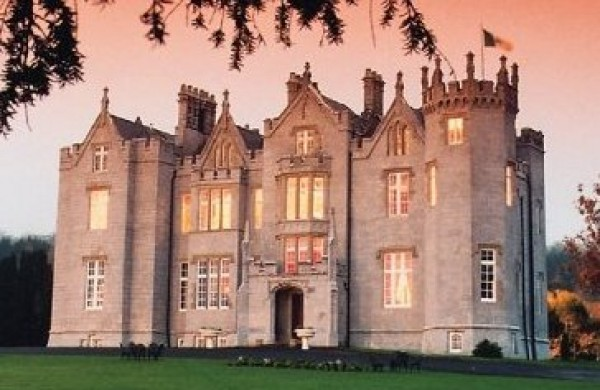 Wedding Journal The Wedding Venue with Kinnitty Castle Hotel Kinnitty Castle
