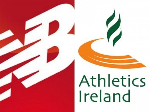New Balance and Athletics Ireland