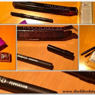 Best Beauty Buy in a While – Urban Decay Perversion