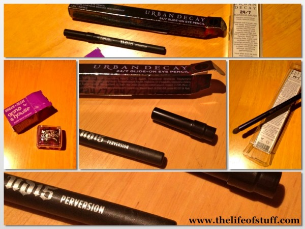 Urban Decay 24:7 Glide-On Eye Pencil - Perversion