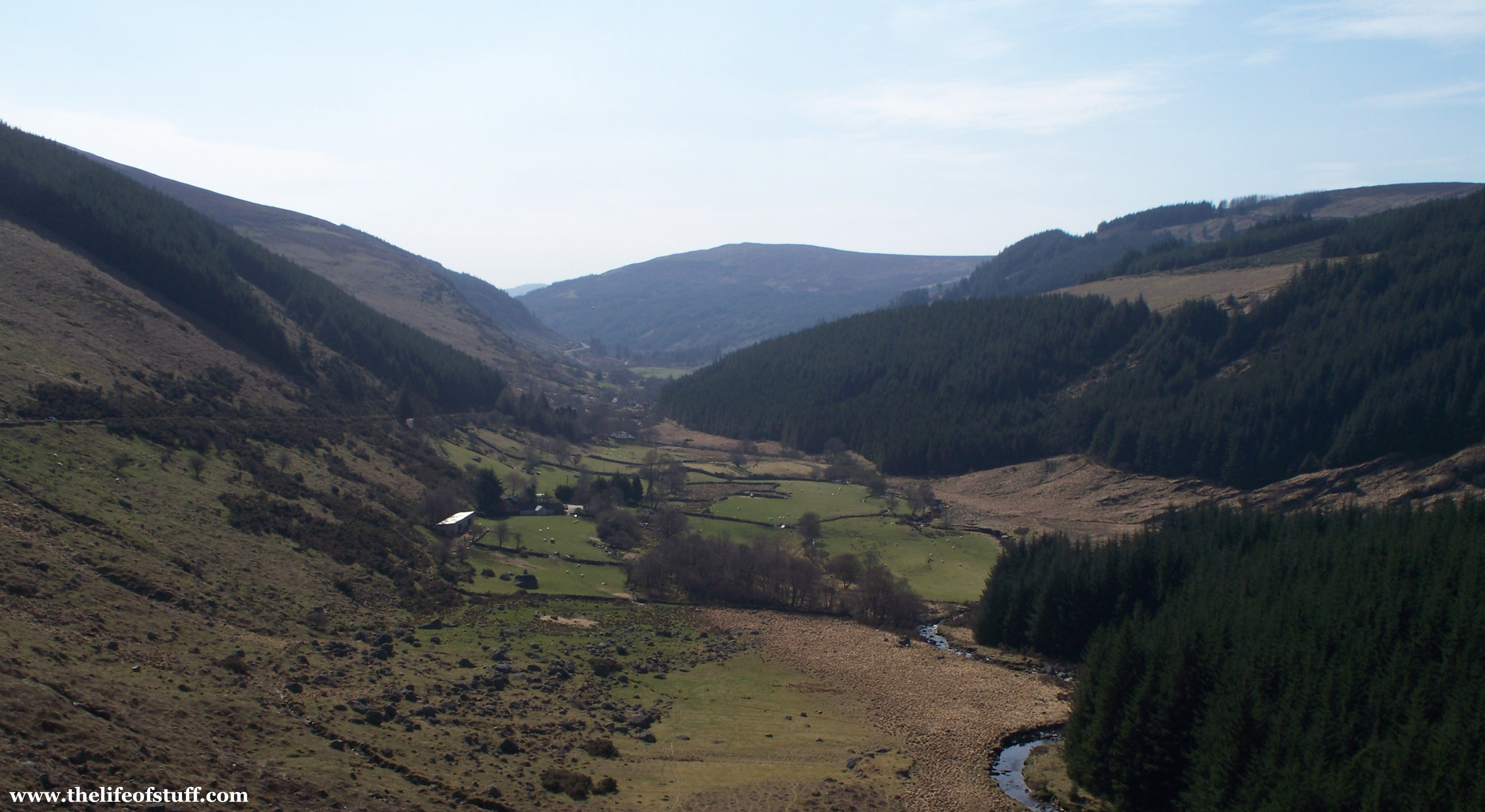Wicklow Way - Wikipedia |Wicklow Hills Ireland