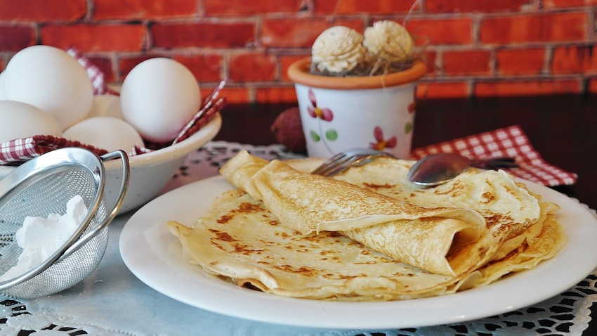 An Easy Peasy Pancake Recipe to Enjoy All Year Round
