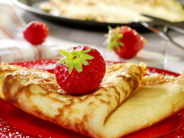 Easy Peasy Pancake Recipe