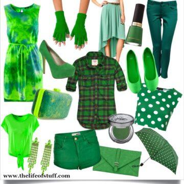 Fashion Fix – Green in 2013