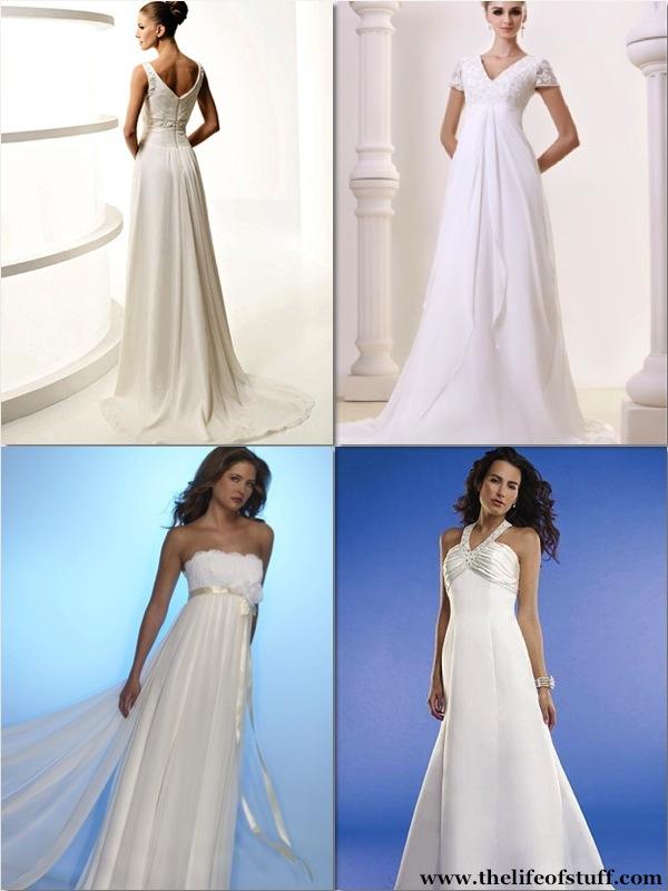 Empire Wedding Dresses