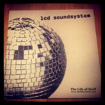 Listen of the Week – LCD Soundsystem, LCD Soundsystem