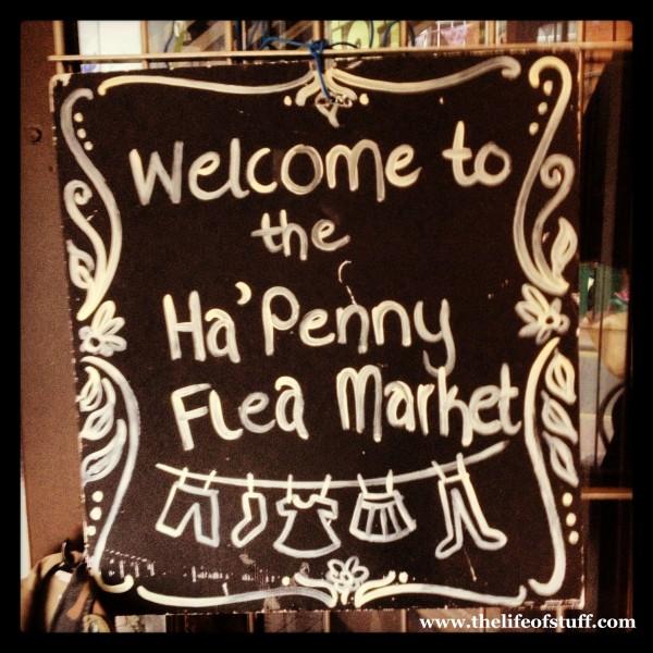 The Ha'penny Flea Market