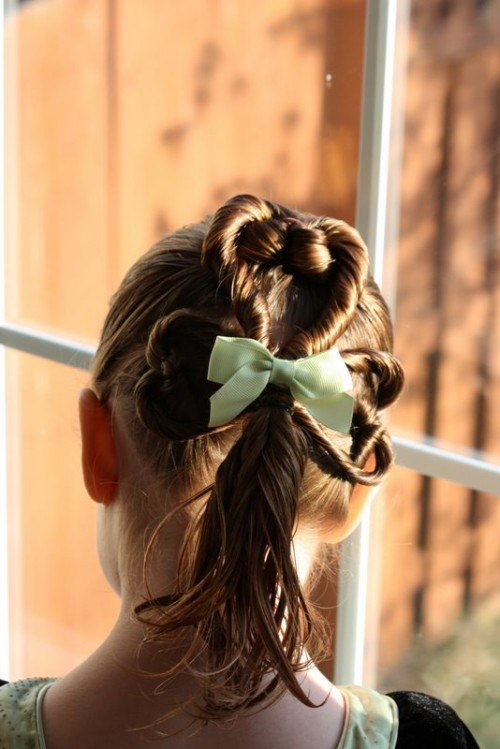 Shamrock Hairstyle