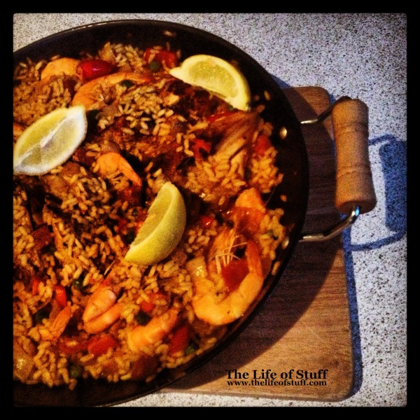 Delia Smith's Paella