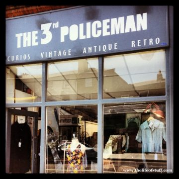 The 3rd Policeman, Rathmines, Dublin