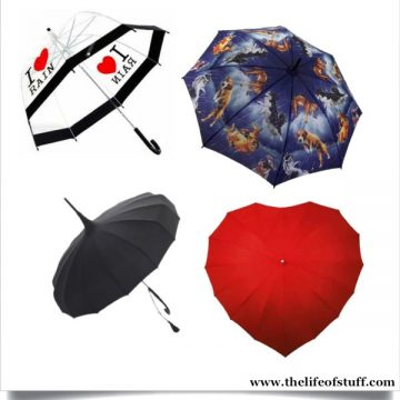 Fashion Fix – An Ode to the Umbrella