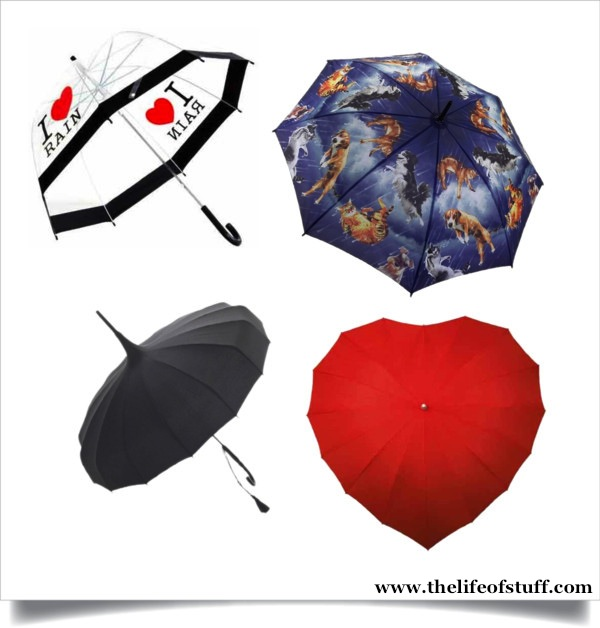 Fun Umbrellas