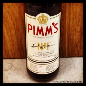 Bevvy of the Week – Pimm's No 1