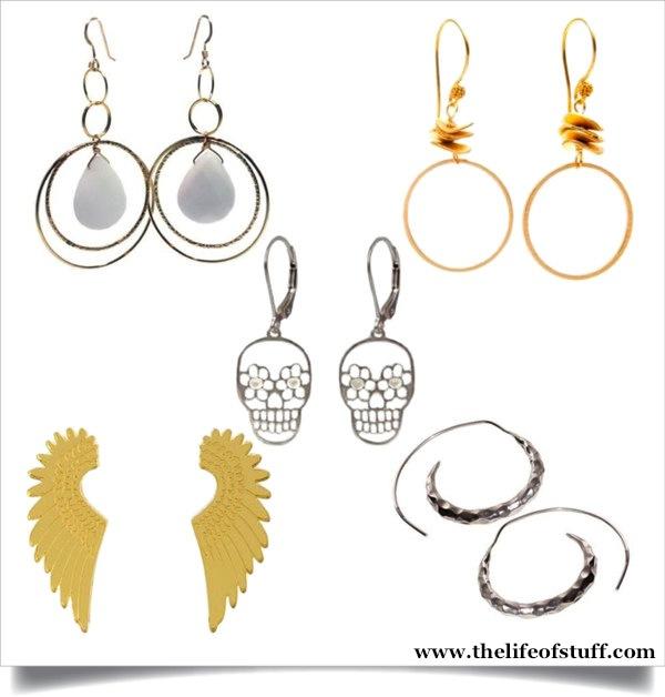 Coldlilies Earrings