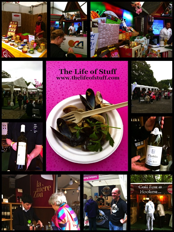 The Life of Stuff   Personal and Irish Lifestyle Blog: Taste of Dublin 2012 Taste of Dublin 2013
