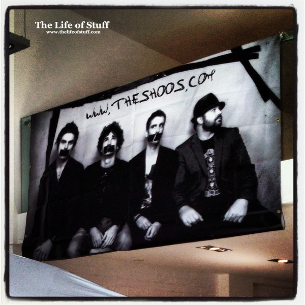 The Life of Stuff   Personal and Irish Lifestyle Blog: The Shoos e1370638804423 Listen of the Week   The Shoos, Panic Slowly