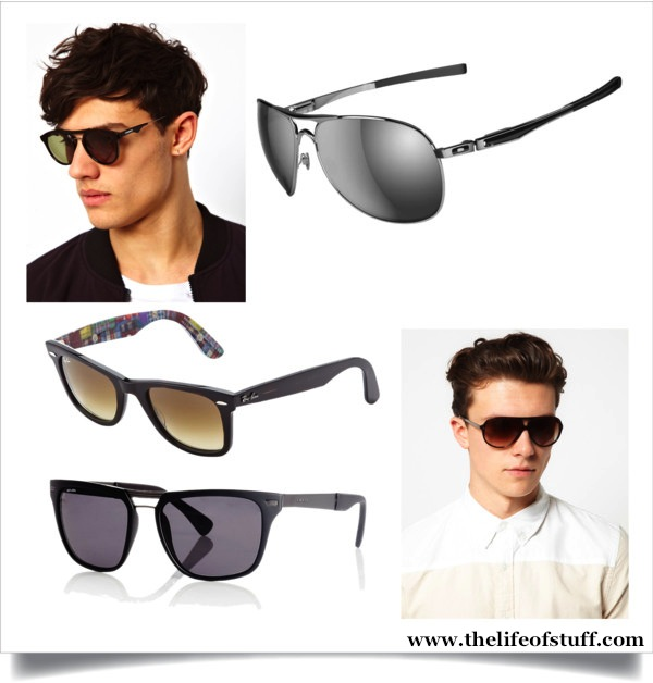 Best Sunglasses For Round Faces  fashion fix sunglasses and face shapes