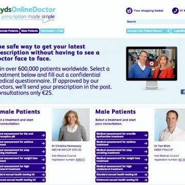 Health Stuff – Lloyds Online Doctor Consultation Giveaway