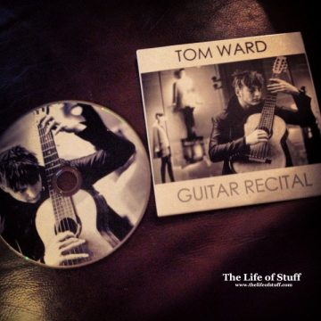 Listen of the Week – Tom Ward, Guitar Recital