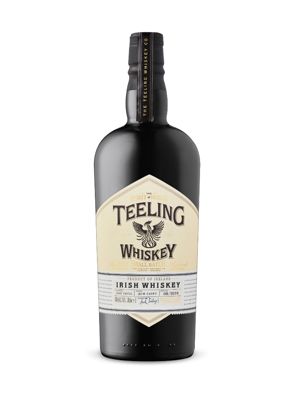 Bevvy of the Week - Small Batch Teeling Whiskey