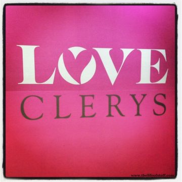 Love Clerys? – Well it's coming back soon!