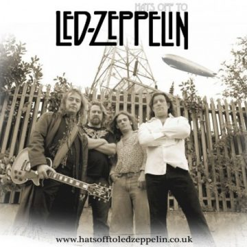 Win tickets to Hats Off to Led-Zeppelin in Dublin!