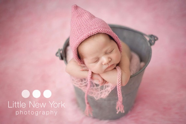 Babies Republic Ireland Pink Hat