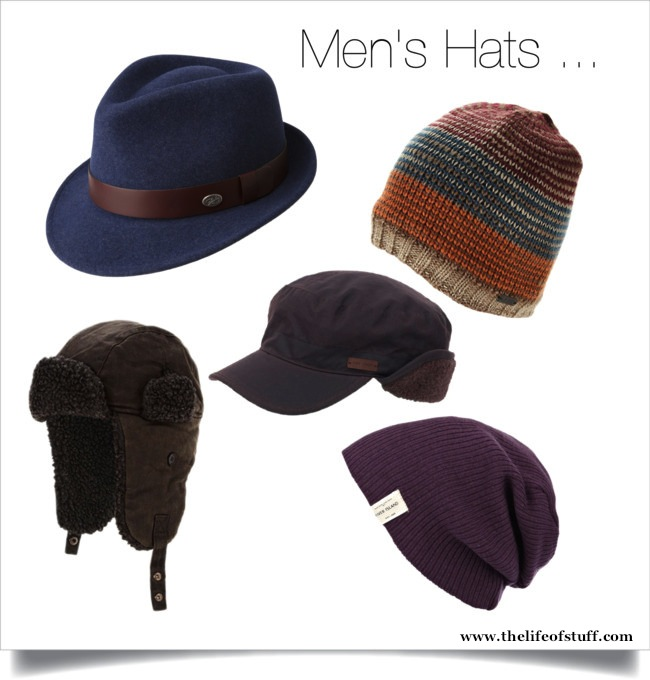 Hats for Men 2013