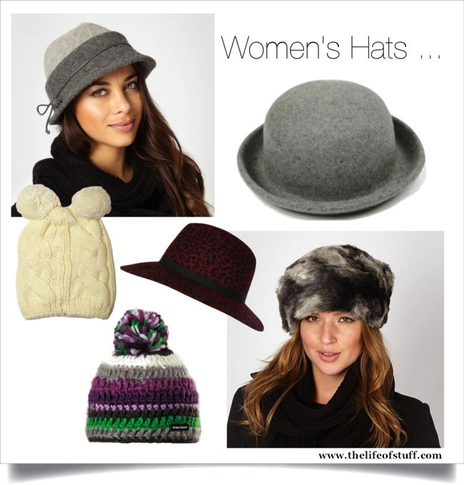 Hats for Women 2013