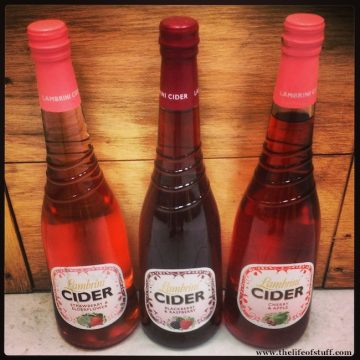 Bevvy of the Week – Lambrini Cider