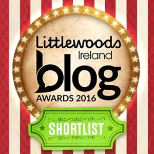 Blog Awards Ireland 2016 Shortlist