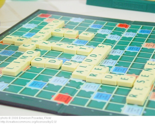 scrabble is a great game to play during the day preferably cozied up sitting in front of the fire in your slippers with a mulled wine in one hand and the - Christmas Day Games