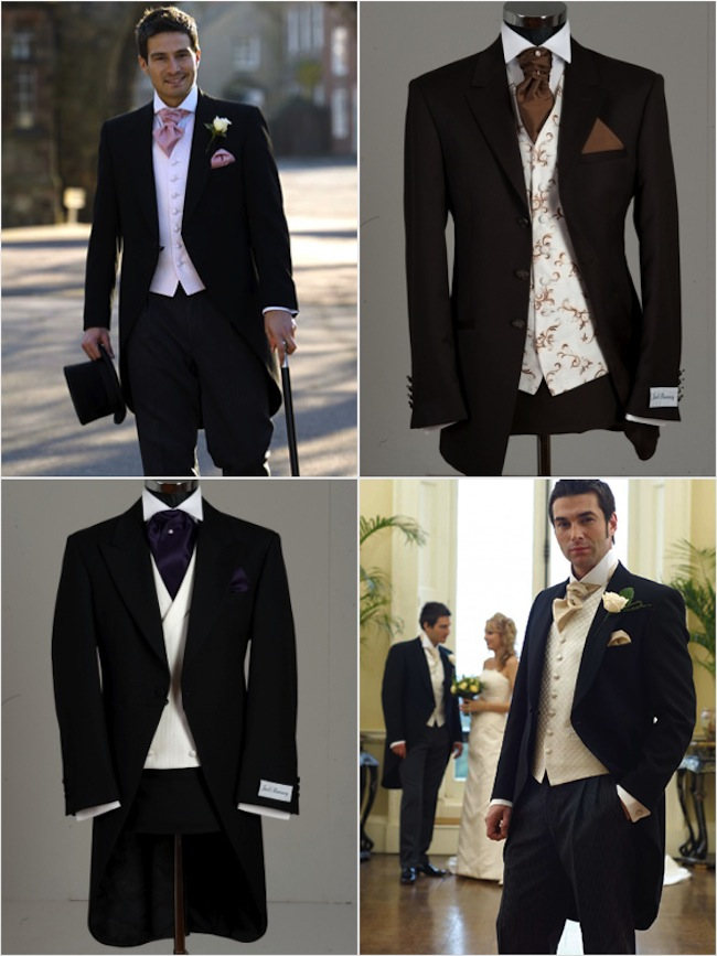Traditional Wedding Suit