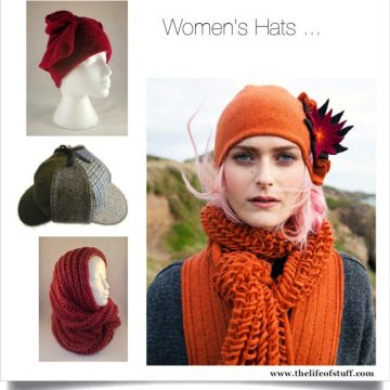 Fashion Fix – Hats for Winter 2013