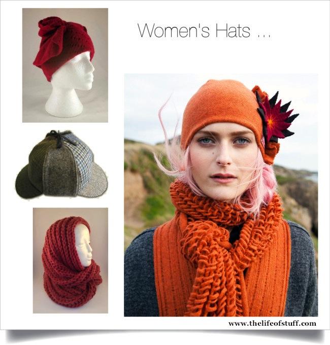 Women's Hats 2013