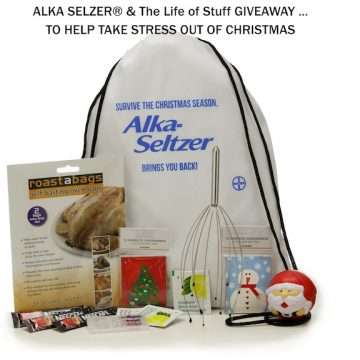 Alka-Seltzer and The Life of Stuff Giveaway