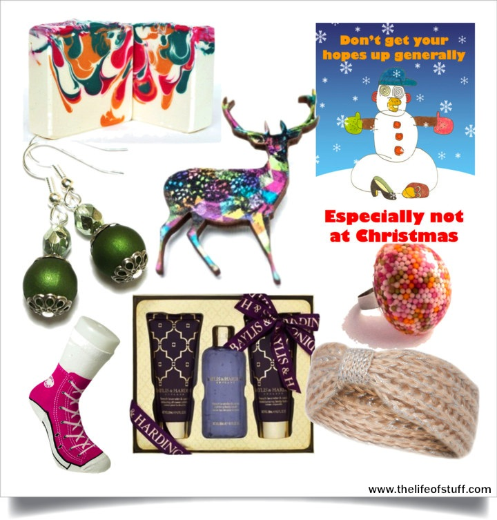 Christmas Gifts for Her Under €10