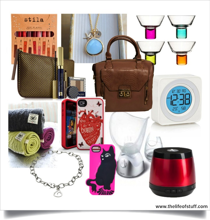Gifts for Her this Christmas, 2013 – Under €50, €25 and €10