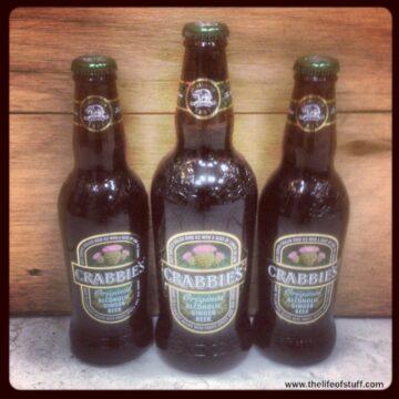Bevvy of the Week – Crabbies Original Alcoholic Ginger Beer