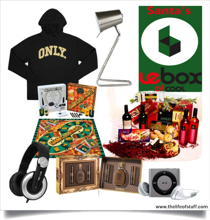 Gifts for Him Under €50 - Gifts For Him This Christmas, 2013 - Under '�50, '�25 And '�10