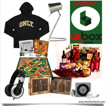 Gifts for Him this Christmas, 2013 – Under €50, €25 and €10