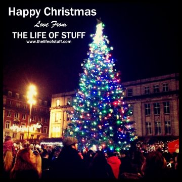 Happy Christmas 2013 Love from The Life of Stuff