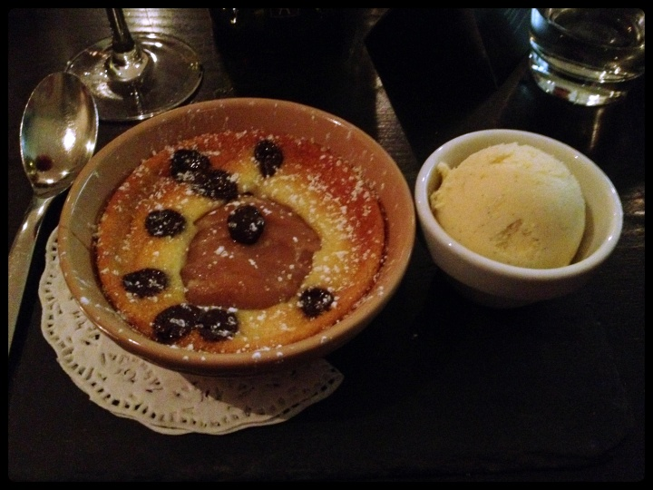 The Life of Stuff   Personal and Irish Lifestyle Blog: Pear Clafoutis Vie De Chateaux, The Harbour, Naas, Co. Kildare