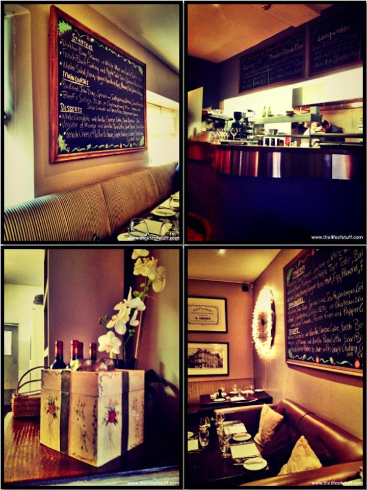 Vie De Chateaux Restaurant
