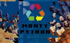 Eclectic Mix Monty Python