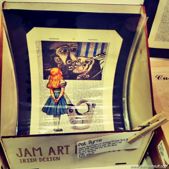 Jam Art Factory - Pat Byrne