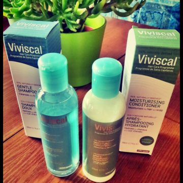 Best Beauty Buy in a While – Viviscal's Gentle Shampoo and Moisturising Conditioner