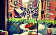 The Westbury Hotel - Afternoon Tea Pastries